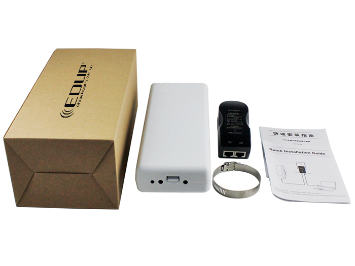 300Mbps Long Range Outdoor Router Repeater AP CPE   EDUP
