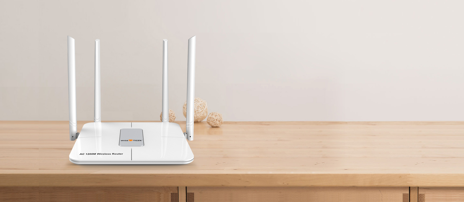 AC1200 WiFi Router