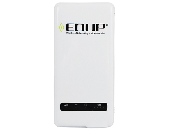 portable wireless multi-functional 3g router